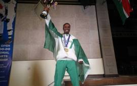 Karate: FCT's Ogene Ifeanyi targets national title