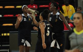 FIBA Champions Cup: Elephant Girls dig deep to beat AS-Vita Club