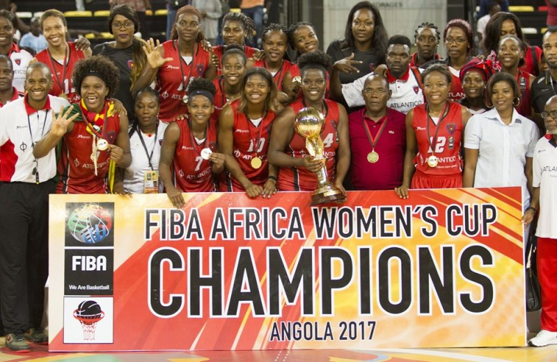 First Bank claim third at FIBA Africa Champions Cup Women