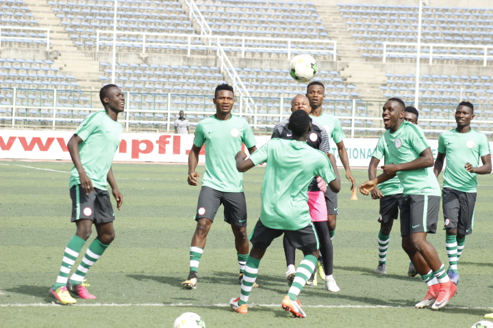 Aremu ruled out as CHAN Eagles regroup in Kano