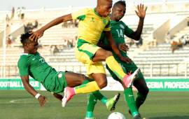 NPFL Invitational: CHAN Eagles held on another day of stalemate