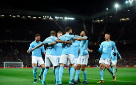 PL: City beat Watford to extend unbeaten run