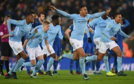 Carabao Cup: Man City, Arsenal through to last four