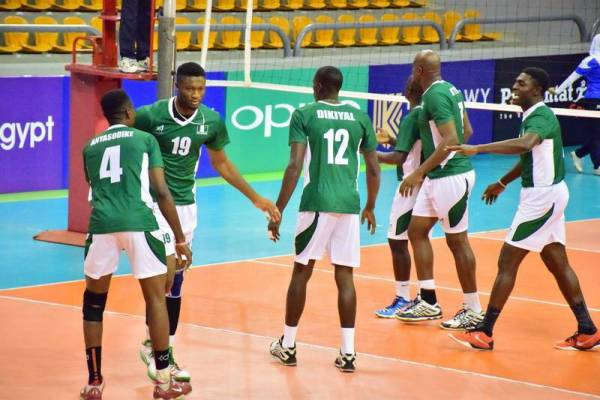 Nigeria Volleyball League to kick off in April