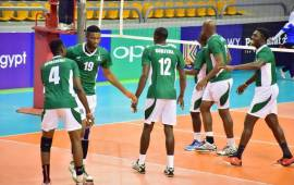 Nigeria Volleyball Federation disband male national team