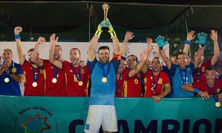 Spain edge Nigeria to win COPA Lagos 2017