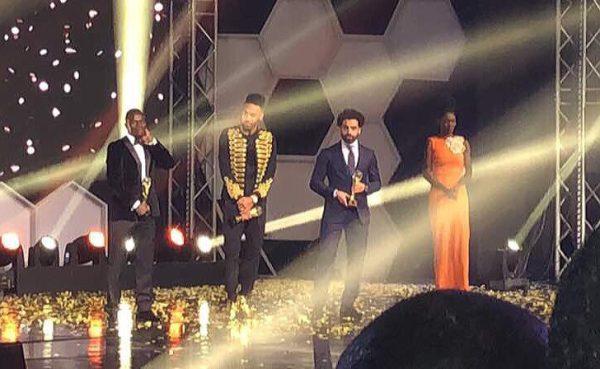Salah named Africa's best as Egypt dominate Awards nite