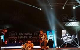 Pro Wrestling Lge: Mauroulis fails to appear Vs Adekuoroye