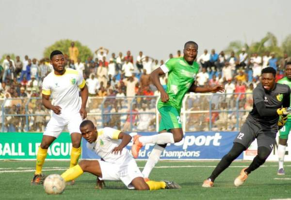NPFL Wrap: Plateau United begin title defence with away win