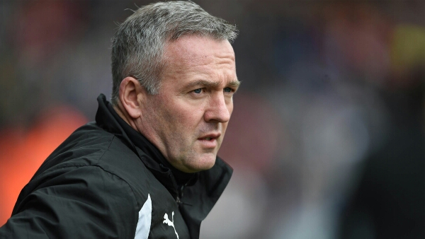 PL: Paul Lambert appointed Stoke City manager