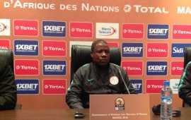 CHAN 2018: Salisu frowns at NPFL clubs over Eagles' goals drought