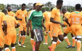 CHAN 2018: Ivory Coast coach hoping to bounce back