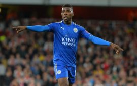 EiE: Kelechi Iheanacho at the double for Leicester