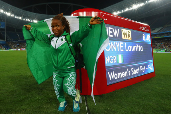 Para Athletics: World Champion Onye calls for sponsors in 2018