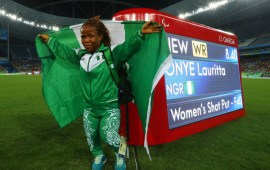 Para Athletics: World Champion Onye calls for sponsors in 2018