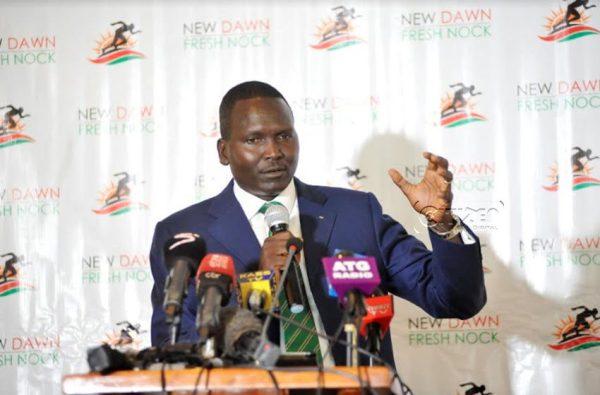 Kenya announce arrival kit for Commonwealth Games