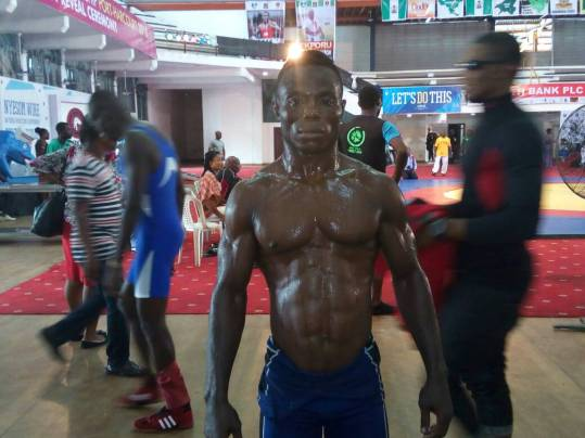 Africa Championships: I'm not afraid of Diatta says Ebikewenimo