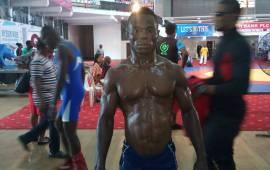 Africa Championships: I'm not afraid of Diatta says Ebikewenimo
