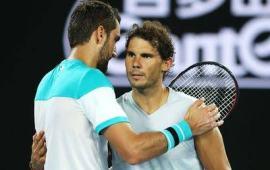 Aussie Open: Rafa Nadal retires, Wozniacki book semis with Mertens