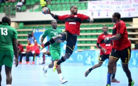 Handball: Nigeria knocked out of Nations Cup in Gabon