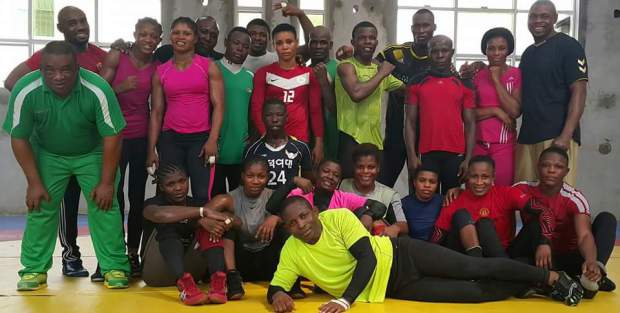 Nigeria Wrestlers get invite for Paris Invitational Tourney