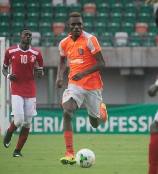 CAFCC: Akwa United's Kester out to break Hawks resistance