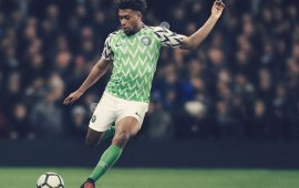 Russia 2018: Nigeria's World Cup jerseys go on sale