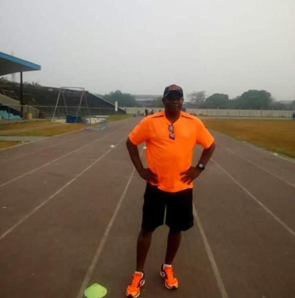 Athletics: Bamidele's personal coach confirms his disappearance