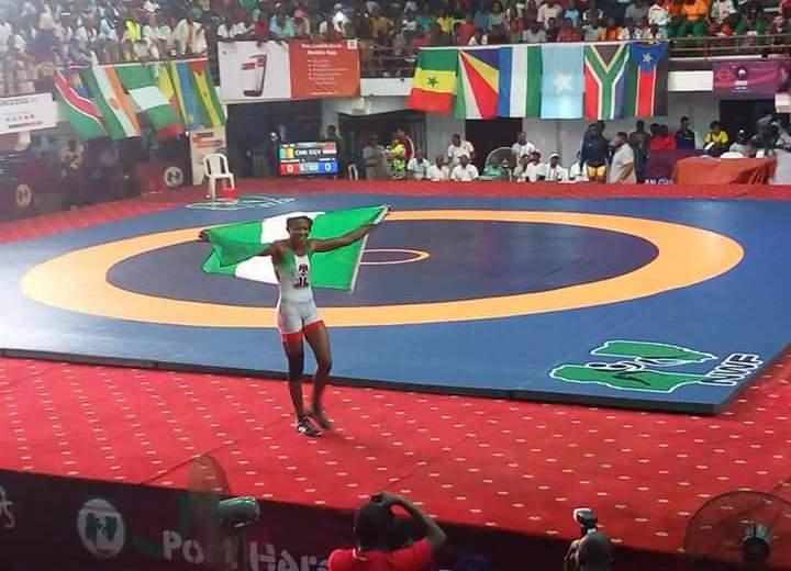 AWC 18 Adekuoroye, two others dedicate titles to Igali