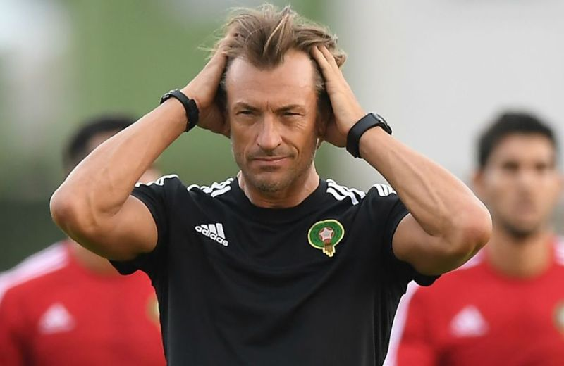 Herve Renard: No automatic spot for CHAN winners