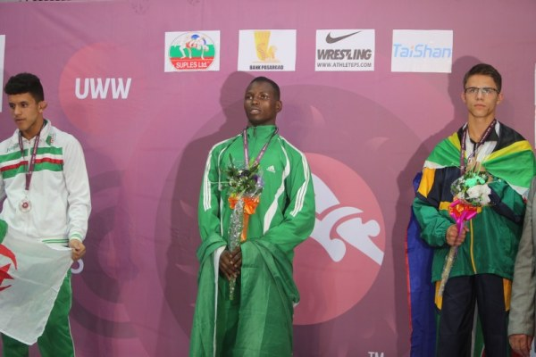 AWC Day 2: Egypt, South Africa rule freestyle cadet wrestling