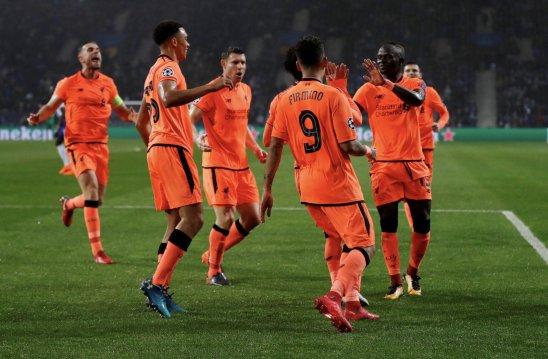CL Weds Review: Ronaldo scores historic brace, Reds hit Porto for five