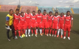 NWFL: Edwin Okon happy with Angels preparations