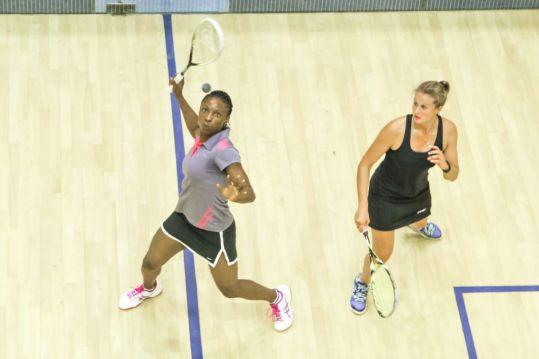 Squash sensation Olatunji eyes top spot in Canada