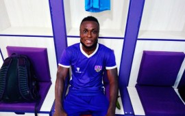 Uwaga 'honoured' to represent Lagos state and Nigeria in CAF CL