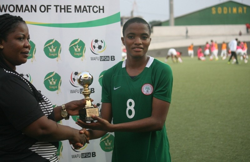 WAFU Women Tournament: Nigeria 3-0 Senegal