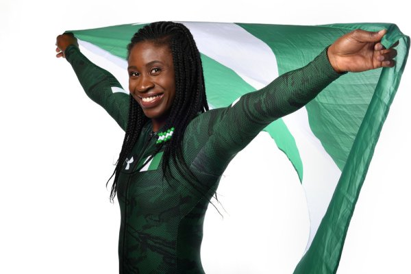 Winter Olympics: Adeagbo posts poor times in inaugural outing