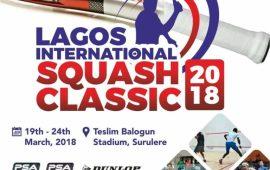 Nigerians knocked out at Lagos International Squash Classics