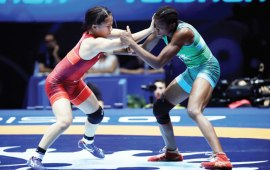 C/Wealth Games: Nigeria Wrestlers are well prepared