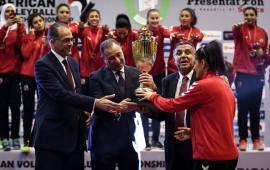 Volleyball: Al Ahly crowned African champions