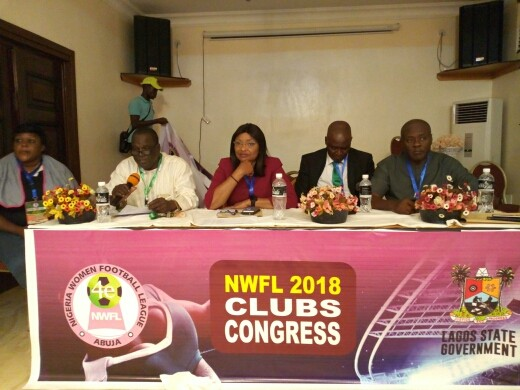 Nigeria Women Football League to kick-off in April