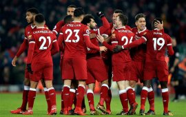 PL: Salah, Mane star as Liverpool go second