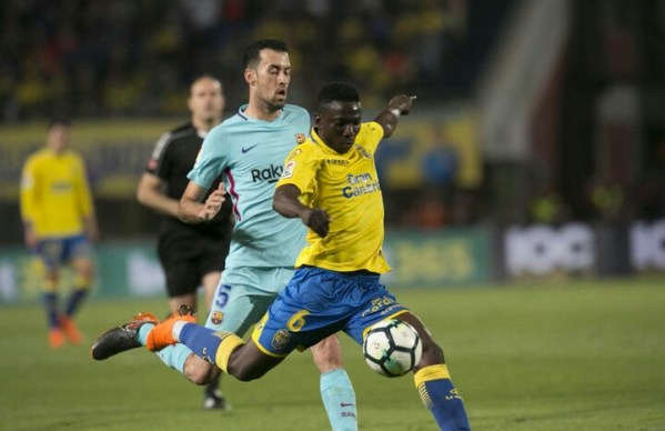 LaLiga: Etebo in line for Las Palmas return