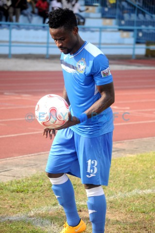 NPFL: Enyimba's Dimgba attributes good form to Aigbogun