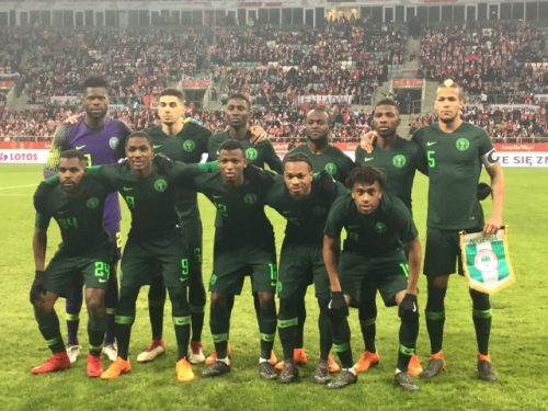 Super Eagles search for a consistent playmaker continues