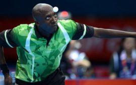 Nigeria Open 2018: Quadri, Toriola advance to last 16