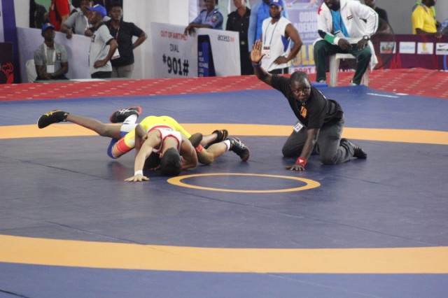 C/Wealth Games: Nigeria Wrestling Referees boss to officiate