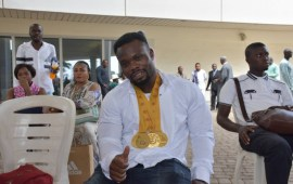NSF: It is gold or nothing says Paul Kehinde