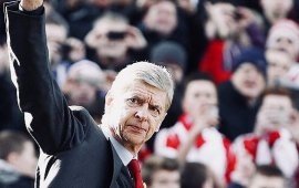 Tributes and reactions as Wenger decides to quit Arsenal
