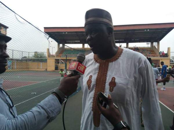 Volleyball: Customs must play like a team says Nimrod